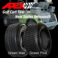 Golf Cart Tire New Series Released