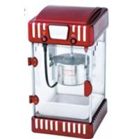 China Red Double Pot Commercial Grade Popcorn Machine Highly Efficient Heating on sale