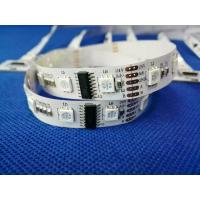 Wholesale 24V DMX512 Digital Pixel DMX Addressable DMX LED Strip 60LEDs/m from china suppliers