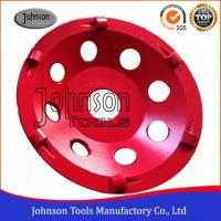 China Longlife PCD Type Diamond Concrete Grinding Wheel 4/1 Inch Round PCD SGS on sale