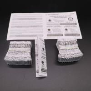 China Sole Colour Custom Folded Leaflets Varnishing Surface Full Colour Leaflets on sale