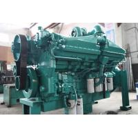 Wholesale Water Cooled 12 Cylinder Cummins Diesel Engine KTA38 Series from china suppliers