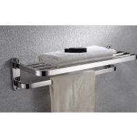 Buy cheap 2016 Stainless Steel Wall Mounted Bathroom Towel Shelf from Wholesalers
