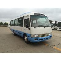 Wholesale 7.5 m Like TOYOTA Coaster Auto Minibus Luxury Utility Transit Coaster Vehicle from china suppliers