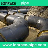 Pu pre insulated pipe with pe pipe cover of item 98827234 for Pex water pipe insulation