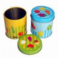 Wholesale Promotion Gift Tins, Customized Colors, Logos and Sizes are Accepted from china suppliers