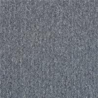 Wholesale PP WITH BITUMEN COMMERCIAL CARPET TILE  FOR OFFICE,SOUND PROOF  50CM*50CM from china suppliers