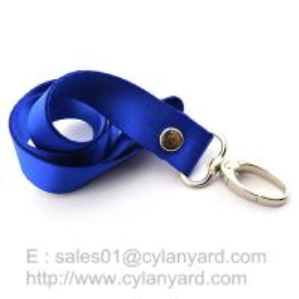 Durable Blue Nylon Neck Ribbon factory China