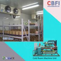 Wholesale Easy Installation Freezer Cold Room / Seafood Cold Room With Sliding Door / Swing Door from china suppliers