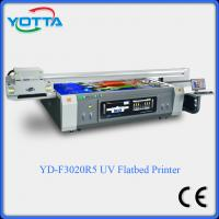 Buy cheap UV led flatbed printer for glass,wood,metal,mosaic,uv printing machine from wholesalers