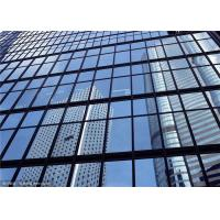 China 3mm - 10mm Thickness  Low Emissivity Glass , High Reflective Transparent Glass on sale