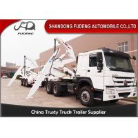 Wholesale 20FT 40FT Container Side Loader Trailer , Box Loader Container Side Lifter Truck from china suppliers