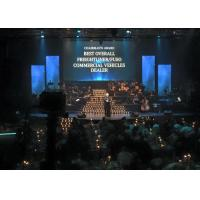 Buy cheap Indoor Concert LED Screens / Flexible LED Video Screen High Definition from wholesalers