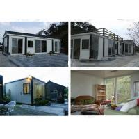 Wholesale Modern Affordable Prefabricated Panelized Factory Modular Steel Homes With 50m² ANT PH1808 from china suppliers