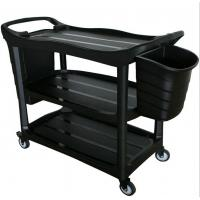 Buy cheap China Customize Plastic food service trolley prices,food trolley for sale from Wholesalers