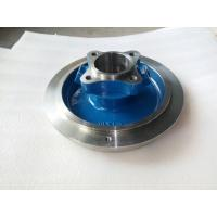 Buy cheap CD4M 316SS Titanium ANSI Goulds 3196 stuffing box cover from wholesalers