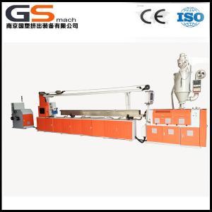 ABS PLA 3D Printer Filament Extruder +/-0.03mm Tolerance PLC Auto Controling System