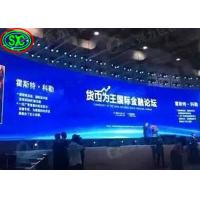 Wholesale Top quality high refresh rate black SMD Indoor HD P2.5 Led Panel , Led Screen P2.5 P2 Led Video Wall For TV Studio from china suppliers