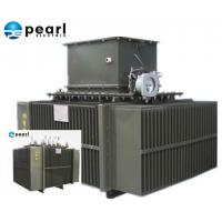 Overload 6.6 KV - 2000 KVA Oil Immersed Transformer Compact High Voltage
