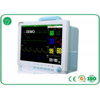 Wholesale Wall Amount Vital Sign Monitoring Devices , Icu Patient Monitoring 15 Inch SPO2 Board from china suppliers