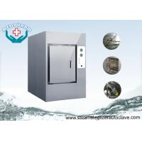 Buy cheap Automatic Hinged Door Lab Sterilizer Machine Autoclave With Pre Heating Program from wholesalers