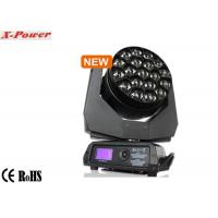 Wholesale 19 *12w LED Bee Eye Moving Head Lights Beam Effect Disco Light    X-65A from china suppliers