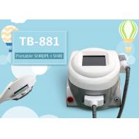 Wholesale IPL SHR Hair Removal , Pigment Removal , Age Spots , Vein Removal Skin Care Machine from china suppliers