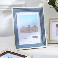 Wholesale Waterproof Custom Photo Frame Sign Holder 3 Colors , Wall Mounted / Table Stand from china suppliers