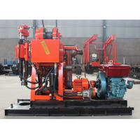 Wholesale Easy Operate Portable Core Drill Rig 100m - 200m Drilling Depth ISO 9001 Approved from china suppliers