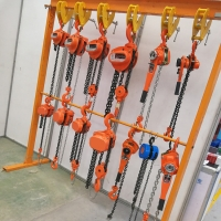 Buy cheap Light Duty 7.2m/Min 10 Ton Pulley Sparking Chain Hoist from wholesalers
