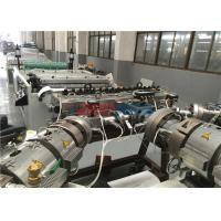 Soundproof UV Resistance Plastic Corrugated Roll Forming Machine For Soy Sauce Factory