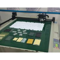 PE LCD film CNC Cutting table production making machine