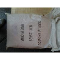 Wholesale china manufacture industry grade sodium bromide from china suppliers