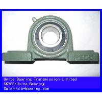 Pillow block bearing UCP205 with large quantity stocked,HT250 or stainless steel SUS304,Bearing grade ZV1 P0 Heavy duty