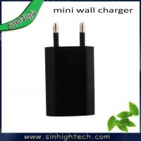Wholesale 2013 China High Quality Ego Apple Wall Charger Mini AC Adapter EU/US Plug Black&White from china suppliers