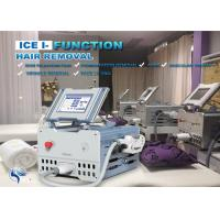 Buy cheap High Efficiency 2000W SHR Permanent IPL Hair Removal Machines ICE1 from wholesalers