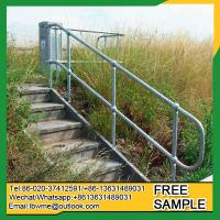 Wholesale Oakland Ball Type Handrailing ball type stanchion from china suppliers