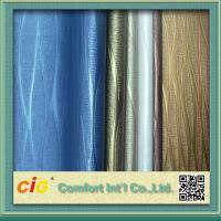 Wholesale Environmental PVC Artificial Leather Cloth For Sofa / Car Seat / Luggage Tear-Resistant from china suppliers