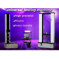 Wholesale 10KN Electronic Universal Testing Machine Protecting Functions Of Over Load from china suppliers