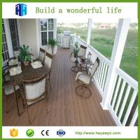 Wholesale 2018 faux China wpc wood decking decorative board plastic imitation wood fencing from china suppliers