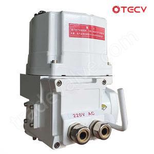 China Quality Guaranteed QT Quarter Turn Electric Actuator Valve TECV on sale