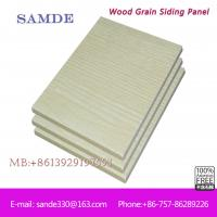 Wholesale Cement fiberboard exterior insulation cladding board  Manchester 3050*192*7.5/9mm from china suppliers