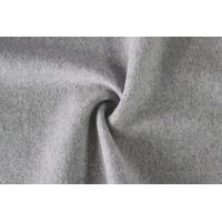 Buy cheap Lady' S Fashion Coat Wool Interlock Fabric , Stretch Double Wool Crepe Fabric from Wholesalers