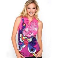 Wholesale Women's ED Hardy Sleeveless Polo from china suppliers