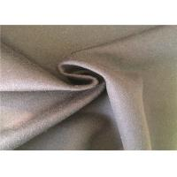 Buy cheap Heavy Weight Warm Woven Wool Fabric For Shirt Customized Size F001F from Wholesalers