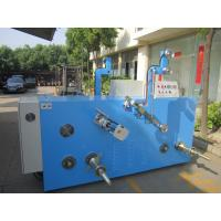 China Sky Blue Automobile Wire Rewinding Machine 600M / Min Motor Control on sale