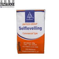Wholesale Green Point flooring self-leveling cement levelling compound screed from china suppliers