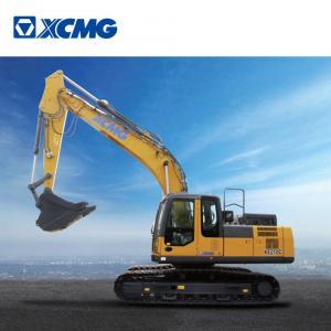 Wholesale 0.91m3 Bucket capacity XCMG 21 ton Hydraulic Crawler Excavator XE210C with ISUZU engine from china suppliers