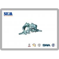 Wholesale 42.7*42.7mm Galvanized Scaffolding Clamps with Hot Dip Gal. from china suppliers