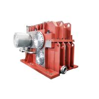Wholesale Parallel Shaft Mounted Speed Reducer Gearbox / Cast Steel Standard 90 Degree Gearbox from china suppliers
